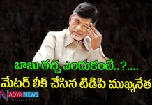Chandrababu Shocking Comments on AP Elections Results