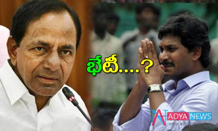 Kcr and YS jaganmohan reddy will meet amaravathi in june