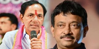 Ram gopal varma controversy song from kcr biopic