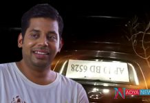 Anchor Hemanth Met With An Car Accident