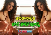 Lavanya Tripathi Hot PhotoShoot
