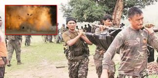 11 security personnel injuredin ied blast in jharkhand