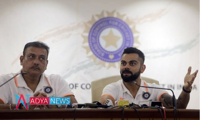 MS Dhono key role in ICC World Cup 2019 : Says Coach Ravisastri