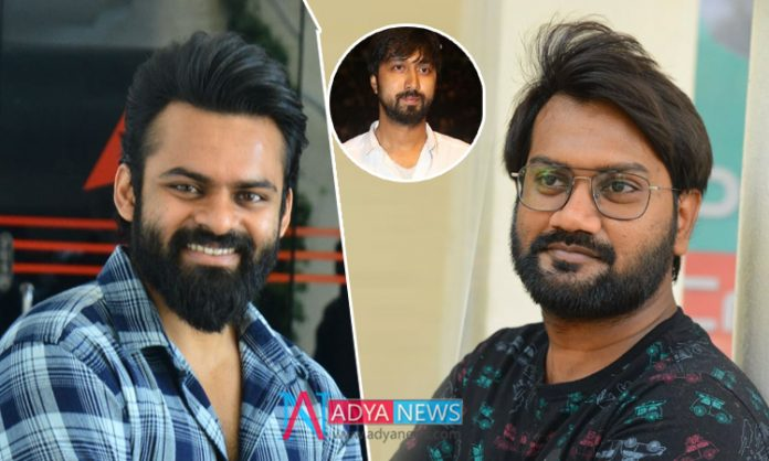Director Bobby Turn Producer for Sai Dharam Tej