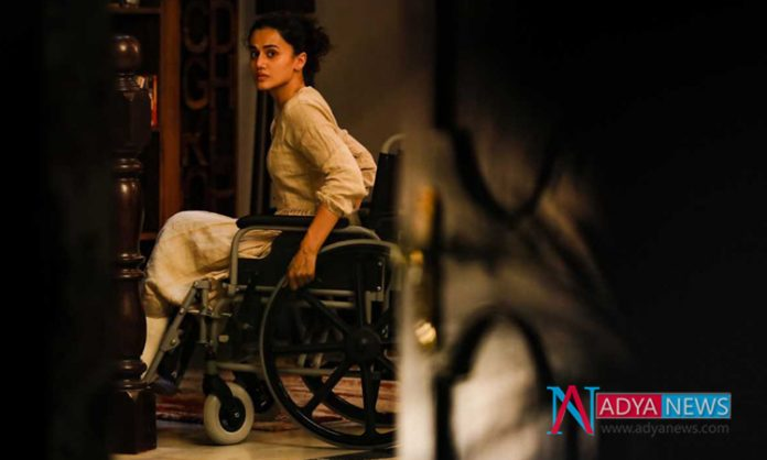 Taapsee Pannu's Game Over Movie Review