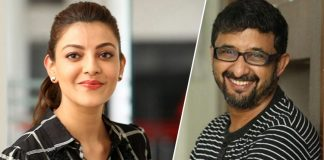 Teja to Direct again Kajal Aggarwal Fourth Time