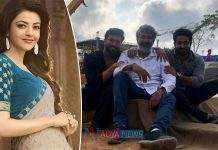 Kajal Aggarwal Looking to Act in SS Rajamouli's RRR