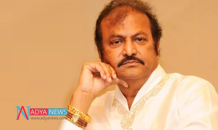 Mohan Babu to Act in Surya's Next Movie