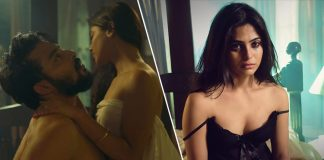 RGV About Naina Ganguly Bold Scenes in Web Series Charitraheen