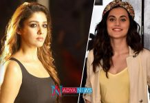 Nayanthara Replaced Taapsee Pannu in Game Over