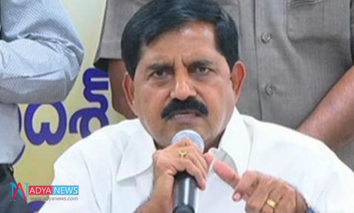 Ex tdp minister Adinarayana reddy responded to joining BJP
