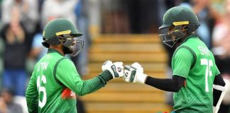 W I vs BNG CWC 2019 : Bangladesh beat West Indies by seven wickets