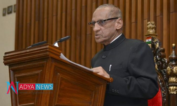Governor Narasimhan Speech in AP Assembly