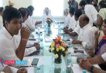 CM YS Jagan meeting with ysrcp mps ap bhavan in Delhi