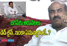 TDP Ex MP JC Diwakar reddy instresting comments on cm ys jagan mohan reddy