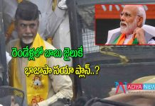 AP Ex CM Chandrababu jailed for two years : Says BJP