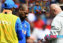 CWC 2019 : Shikhar Dhawan out of World Cup 2019