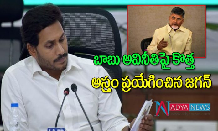 CM YS Jagan appointed cabinet sub committee to enquiry on chandrababu naidus govt corruption