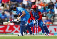 India vs Afghanistan CWC 2019 : India lose two as Nabi scalps Rahul