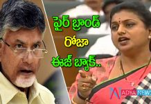 Ysrscp mla roja slams on chandra babu and Atchannaidu