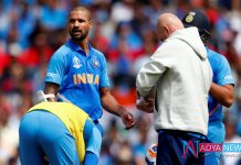 ICC World Cup 2019: Injured Shikhar Dhawan ruled out of World Cup 2019 for 3 weeks