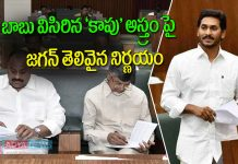 YS Jagan Counter to Chandrababu Over Kapu Reservation in Assembly budget session