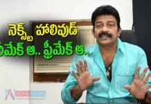 Rajasekhar Next Movie Hollywood Remake