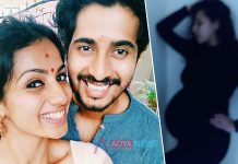 Actor Sruthi Hariharan Announces Pregnancy