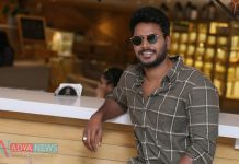 Sundeep Kishan About Restaurant Business