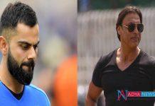 Former Cricketer Shoaib Akhtar Backs Virat Kohli To Continue As The Skipper Of Team India