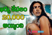 Amala paul monthly expenditure