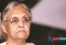 Delhi former CM Sheila Dikshit passes away at the age of 81 years