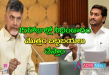 Chandrababu has been turned into a scam polavaram project : Says CM YS Jagan