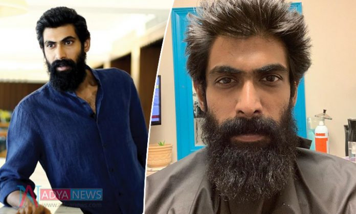 Rana Daggubati React in Twitter on Kidney Transplant