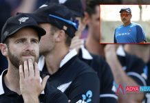 Ravi Shastri lauds Kane Williamson's incredible composure