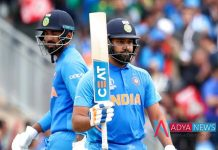 IND vs BNG, CWC 2019 : Rohit Sharma and KL Rahul complete 100 partnership