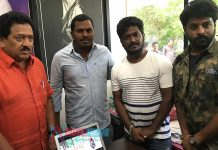 Gang Leader Movie Teaser Launch