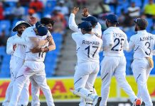 IND vs WI1st Test :India thrash West Indies by 318 runs in firs Test