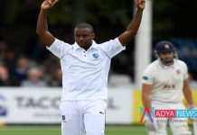 India vs West Indies 2nd test : West Indies make one change in side for 2nd Test against India