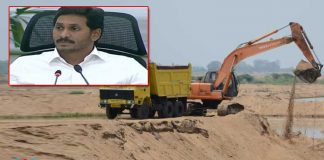 AP Government cancels sand transport tenders