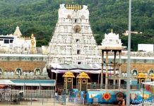 5 KG Silver Crown and gold missing from world's-richest Tirupati temple