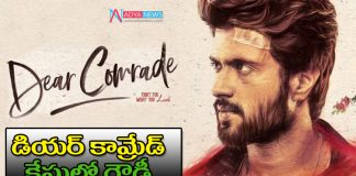Police Case Against Dear Comrade Team