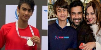 R Madhavan's Son Vedaant Makes His Dad Proud Once Again