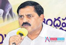 TDP Former Minister Adi sentational comments on cm ys jagan