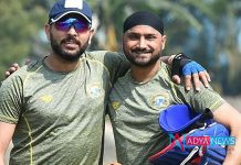 Yuvraj Singh gives hilarious reply to Harbhajan twit