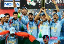 ICC World T20 2007 :BCCI shares a flashback video of India's maiden T20 World Cup triumph