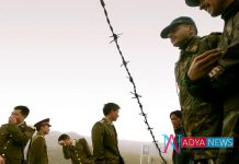 LoC :Indian, Chinese soldiers face-off in Ladakh