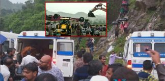 Gujarat : 20 killed as bus falls into gorge in Gujarat