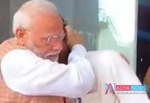 Chandrayaan 2 : Isro chief Sivan breaks down as PM Modi hugs him after moon landing glitch