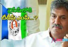 Is TDP MP Kesineni Nani likely to ysrcp..?